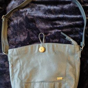 Roxy bucket-style purse